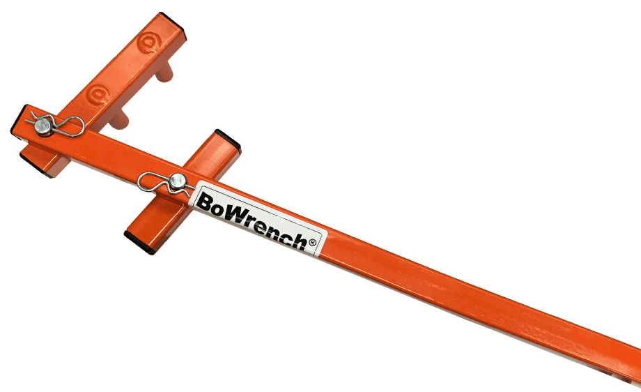 Bowrench Decking Tool
